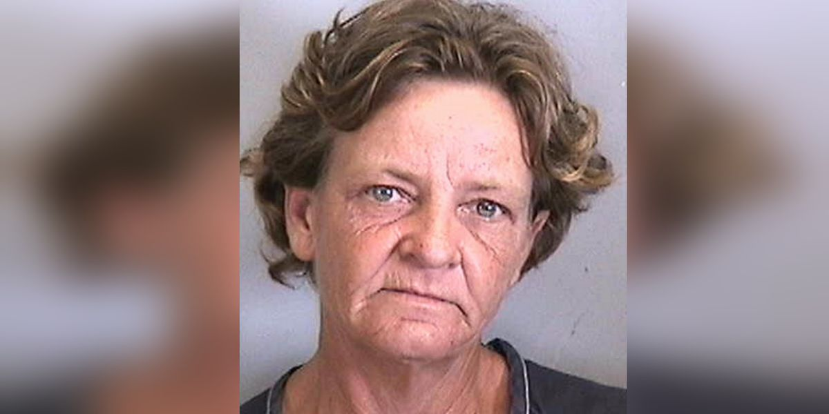 Bradenton woman arrested for allegedly coughing on beach-goers and spitting on code enforcement officers
