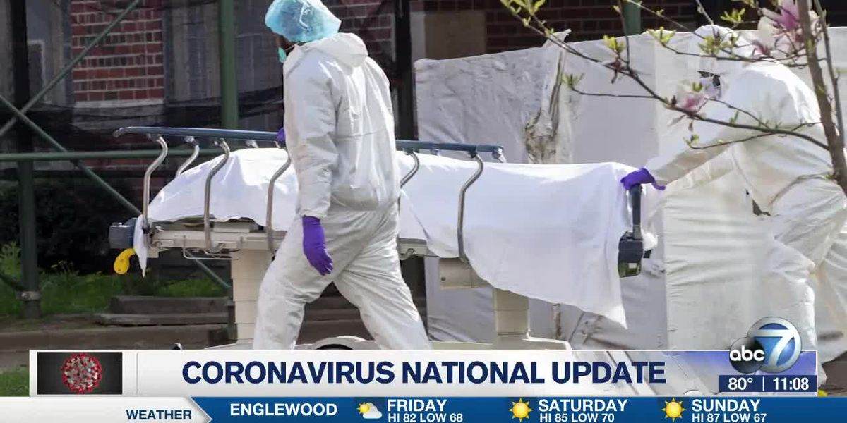 Coronavirus National Update