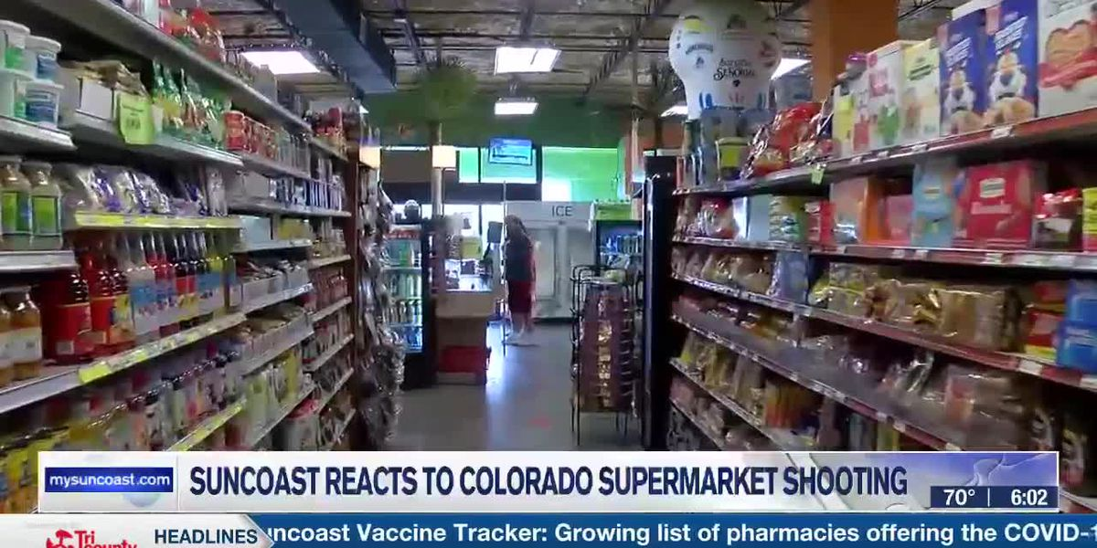 Some local grocery stores looking to ramp up security following Colorado mass shooting