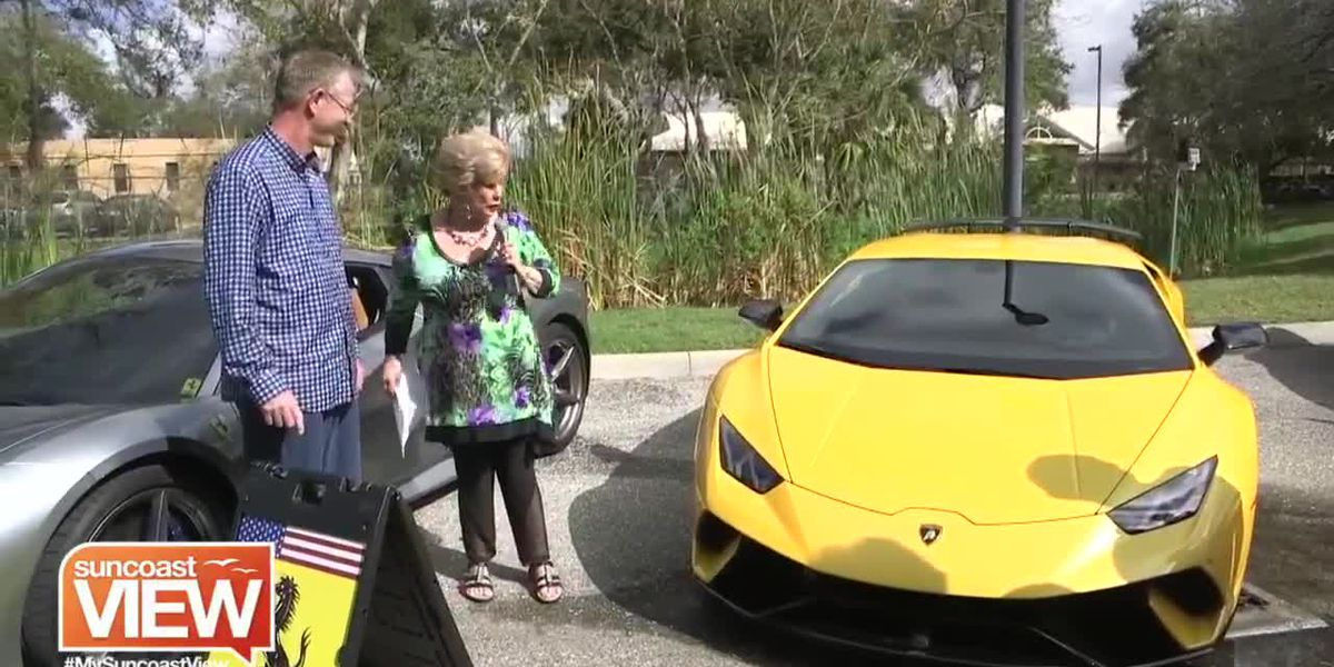 Exotic Cars Zoom In to Preview this Weekend's Show at Lakewood Ranch! | Suncoast View