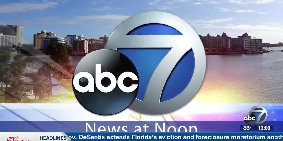 ABC 7 News at 12:00pm - Wednesday August 5, 2020