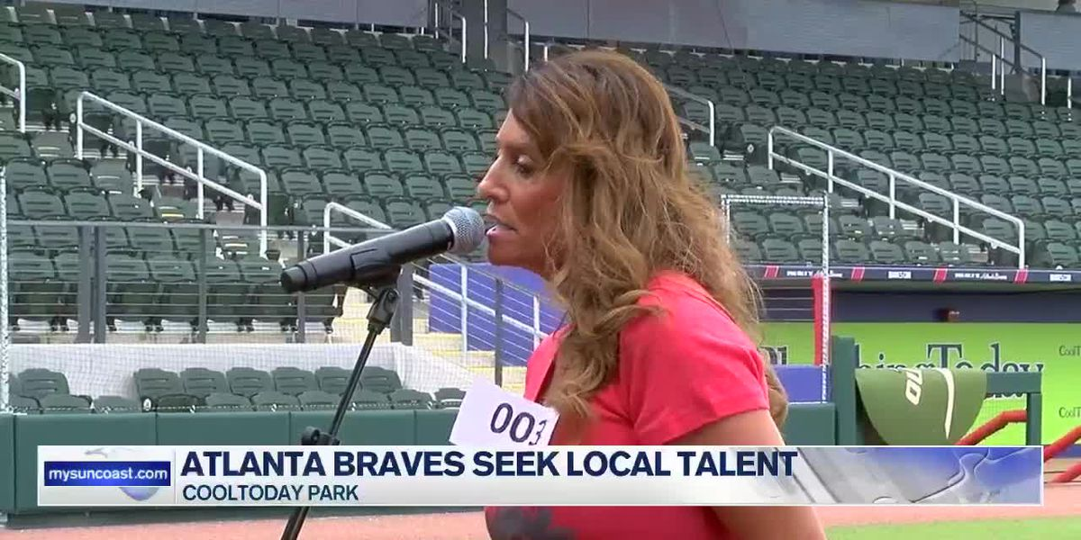 Braves Auditions