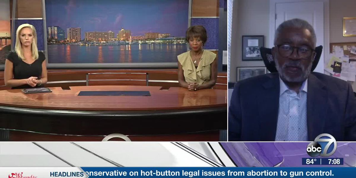 ABC7 News at 7 Roundtable Discussions - September 22, 2020: Part 1