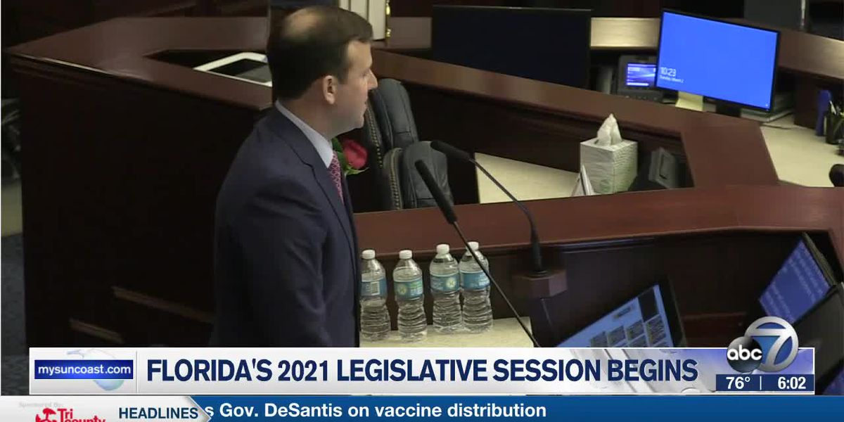 Florida's 2021 legislative session begins