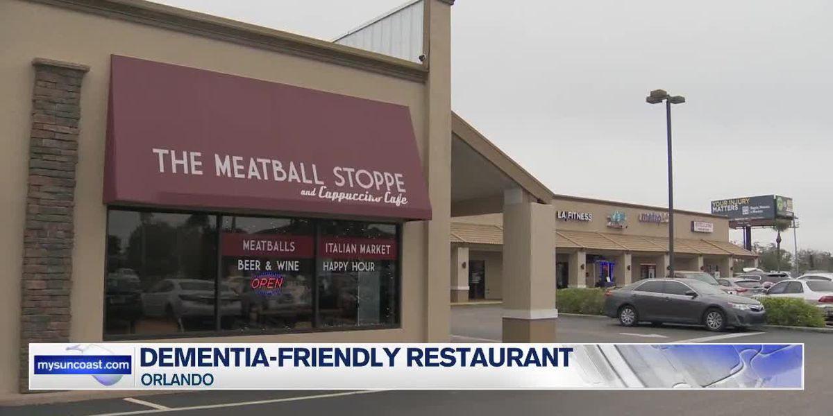 Dementia-Friendly Restaurants