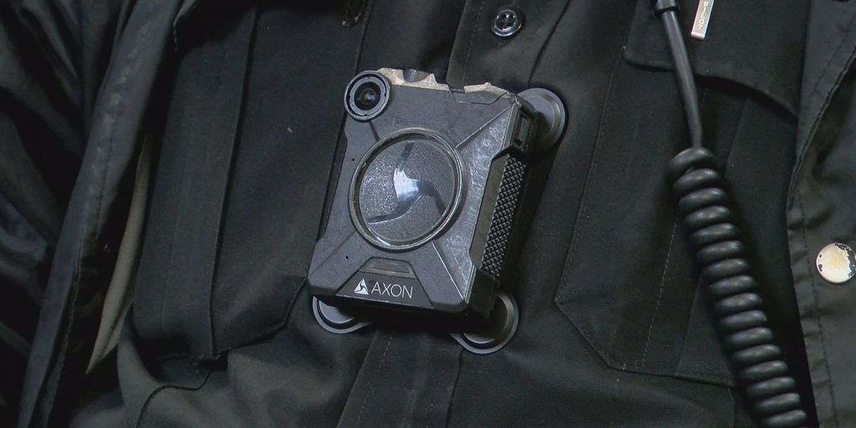"""SPD body cams are already """"outdated"""""""