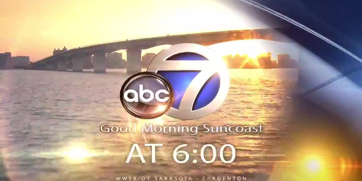 Good Morning Suncoast 6AM - Monday, March 18, 2019