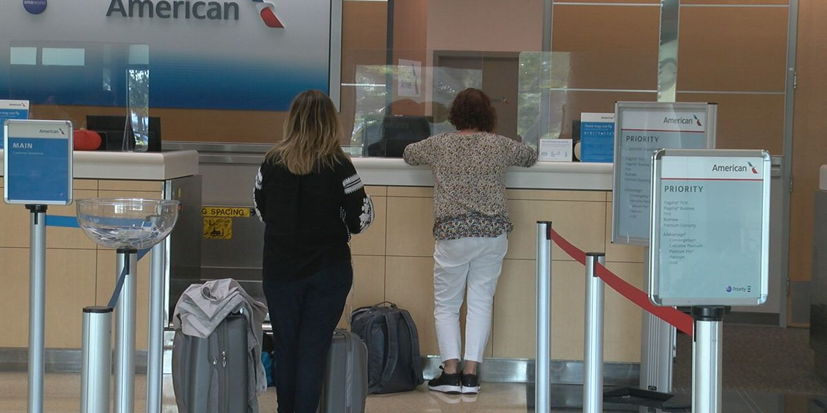 AAA says fewer people to travel this holiday season because of the pandemic, SRQ expects to continue to have a steady increase