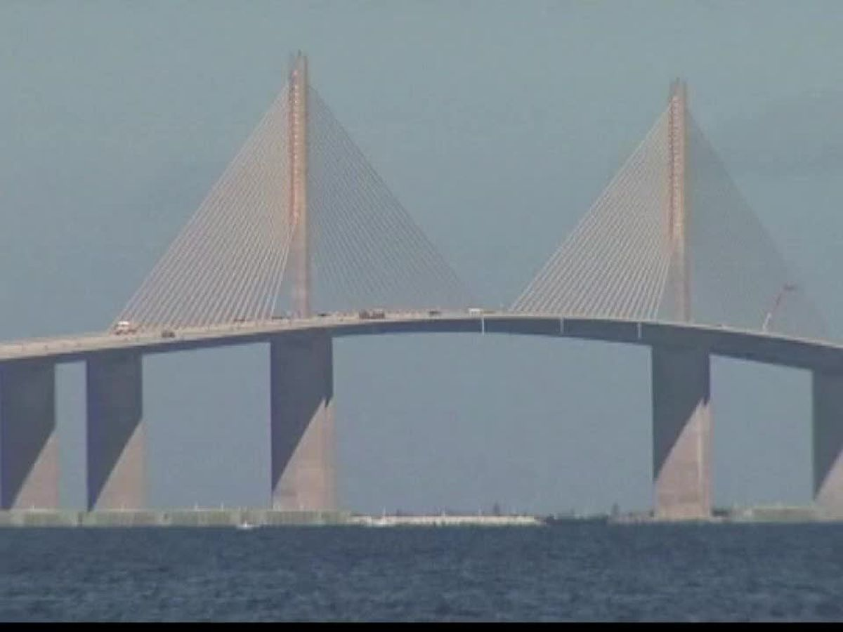 Skyway Bridge now closed due to inclement weather