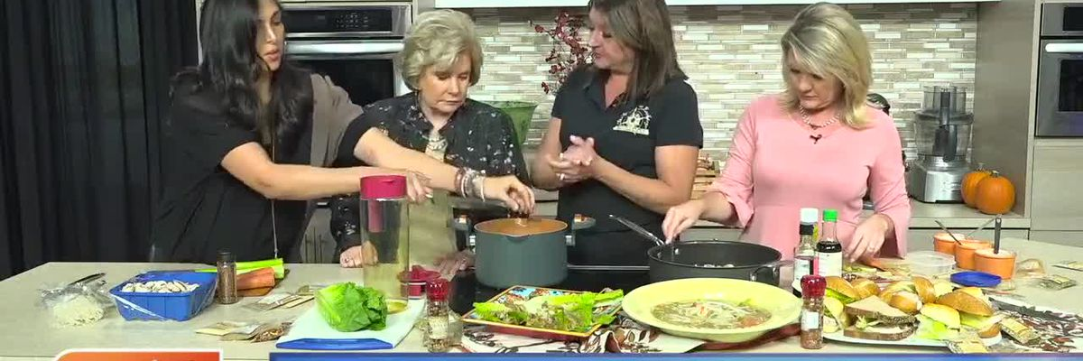 Thanksgiving Leftover Tips with The Spice and Tea Exchange   Suncoast View
