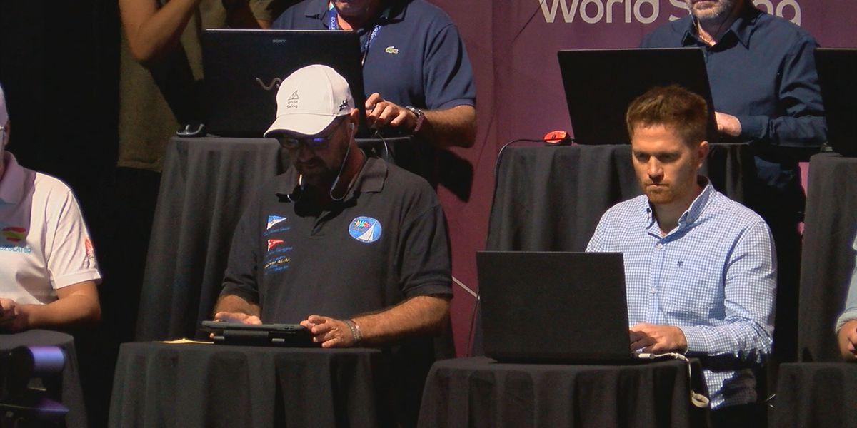 Sarasota Hosts First Ever eSailing World Championship