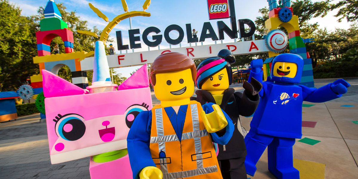 Peppa Pig theme park set for Legoland Florida Resort in 2022