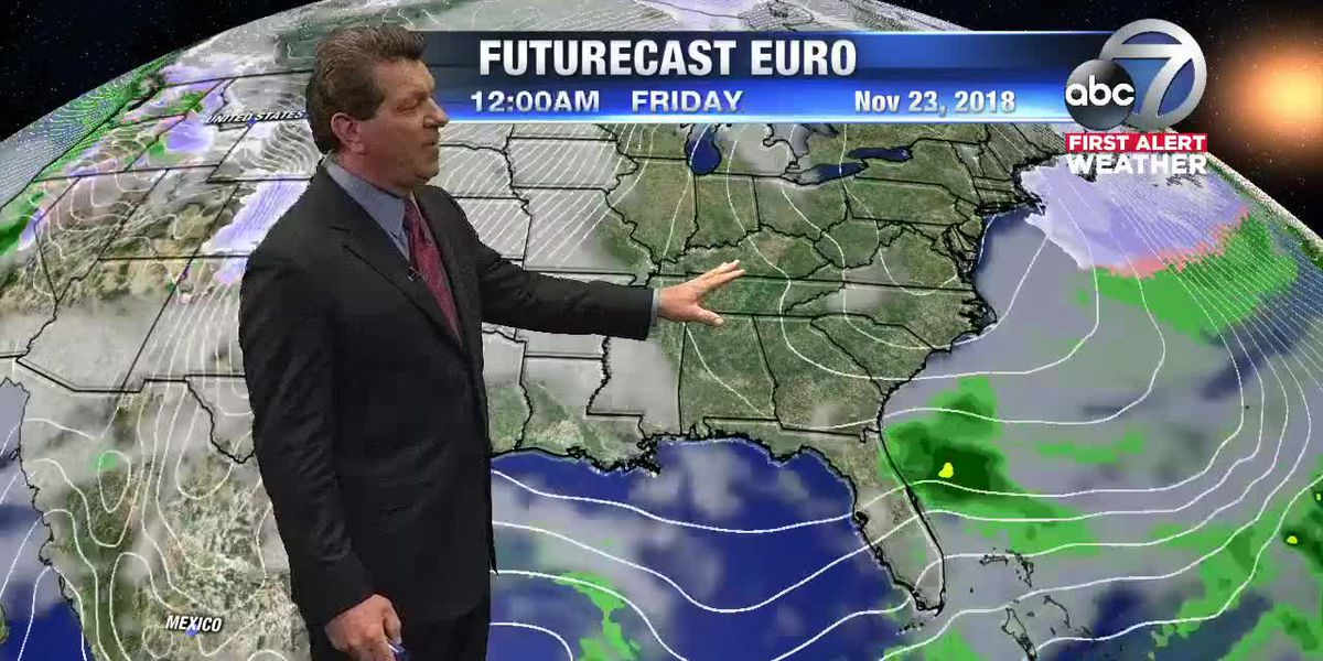 WWSB 5pm First Alert Weather) - VOD - clipped version