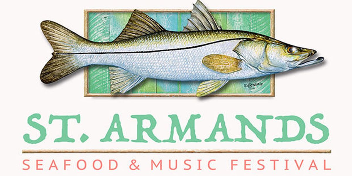 St. Armand's Seafood and Music Festival Postponed