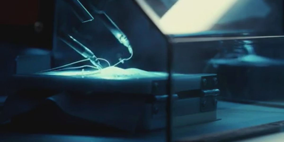 The Next Decade of Healthcare: Robotic Assisted Surgery