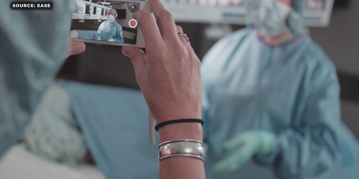 Suncoast hospitals use technology to go around visitation barriers