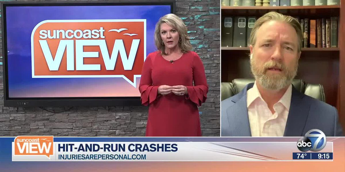 Carl Reynolds Law: Hit-and-run crashes | Suncoast View