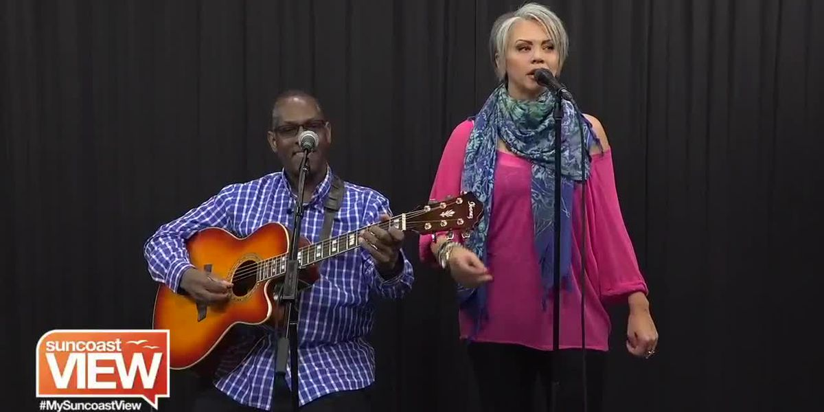 "Lauren Mitchell & Vincent Sims Preview ""Women of the Blues"" 
