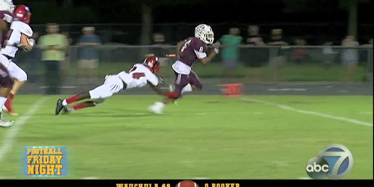 Video: Football Friday Night: Game of the Week - Palmetto vs. Braden River