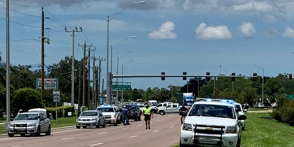 Attempted murder suspect apprehended after chase in Manatee County