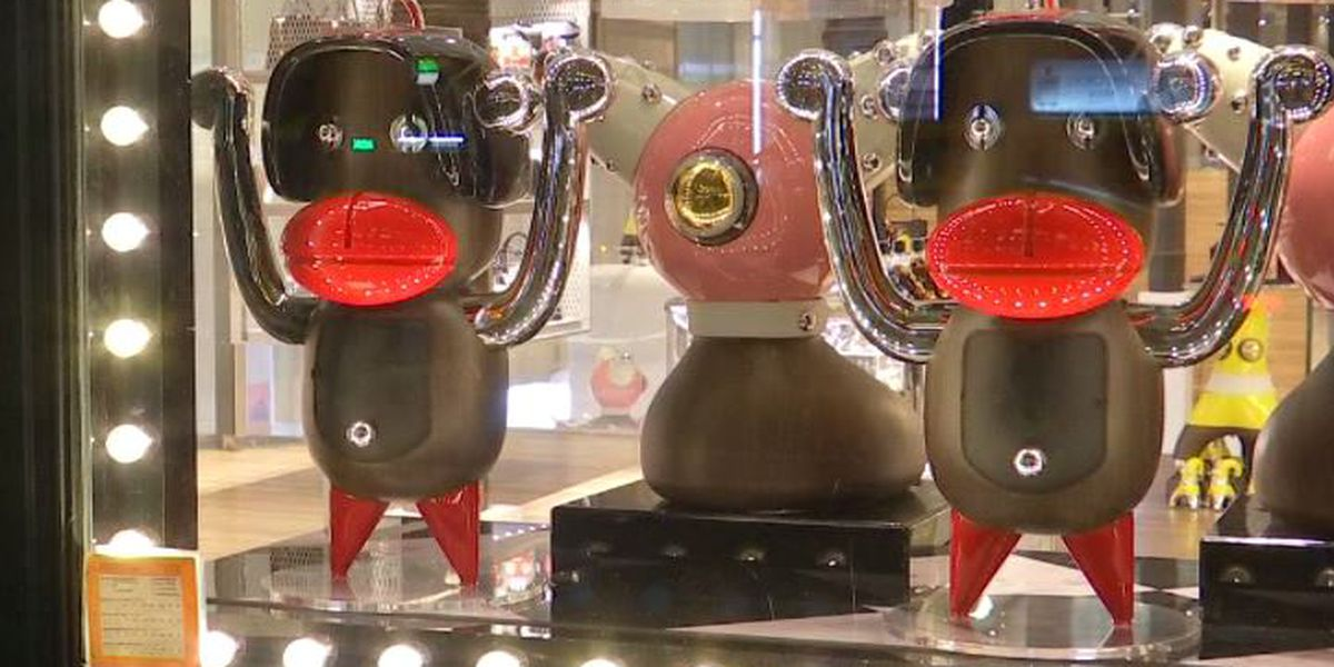 Prada pulls items after outcry over blackface-evoking store display and products