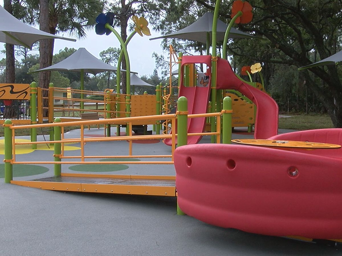 Boundless Adventures playground officially opens in North Port