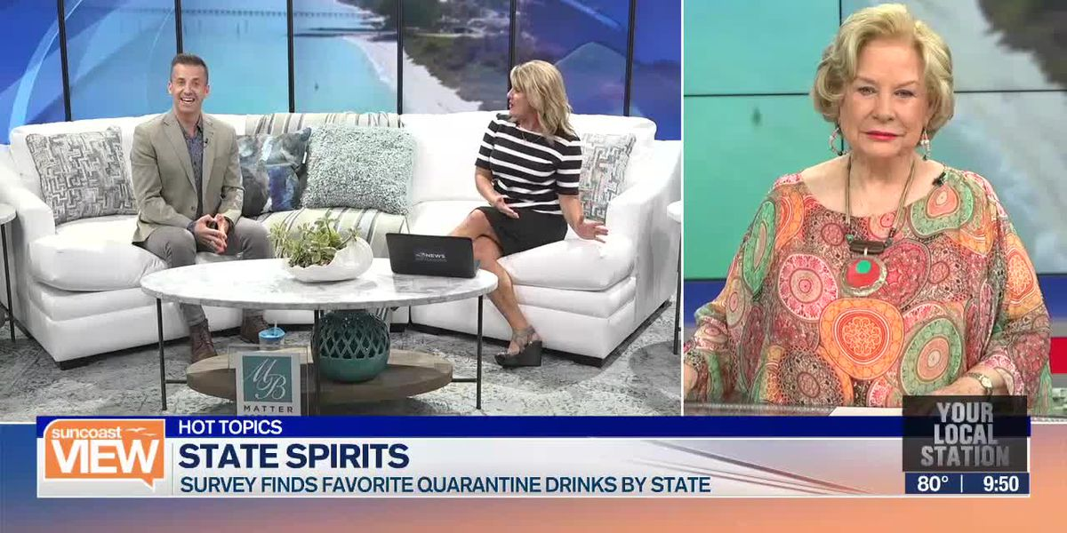 HOT TOPIC: What was Florida's favorite quarantine drink?   Suncoast View