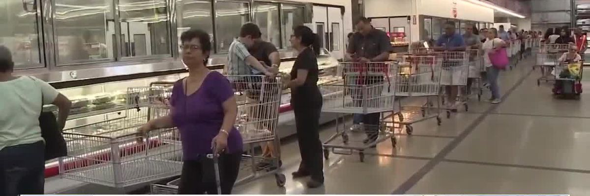 Puerto Rico preps for possible hurricane