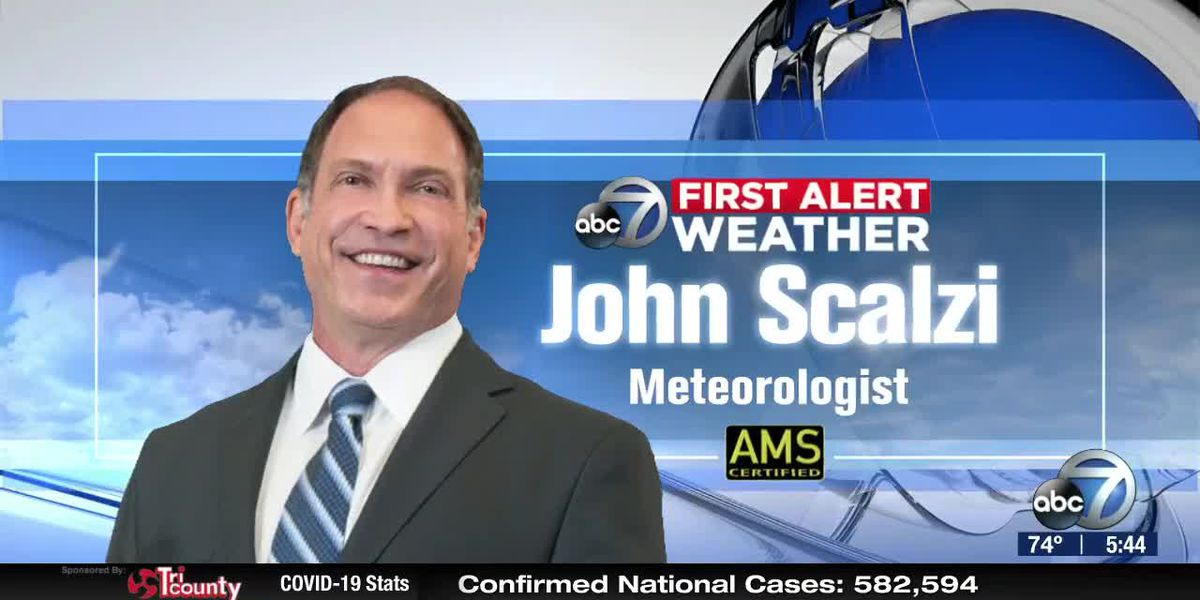 First Alert Weather: Rain likely today