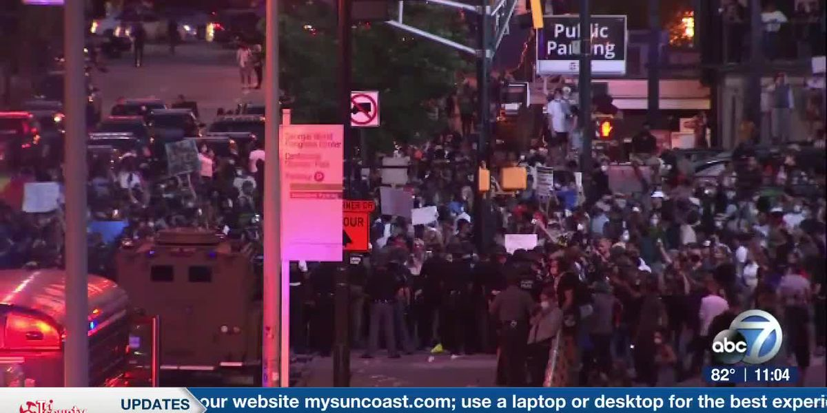 More Protests Nationwide