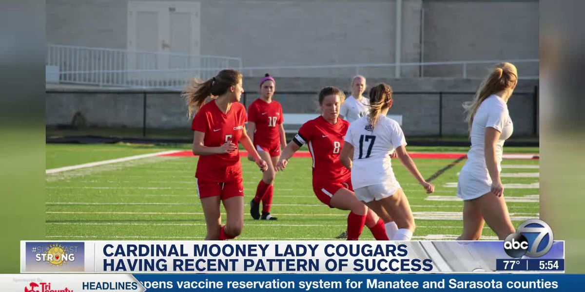Cardinal Mooney Lady Cougars having recent pattern of success