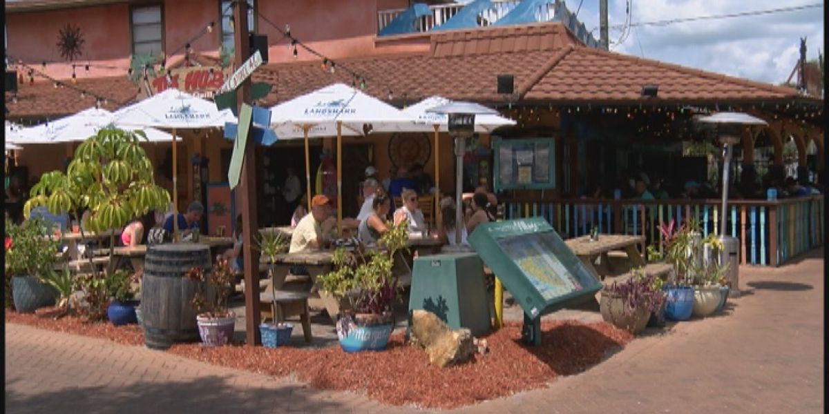 Many restaurants remain open on the Suncoast as they await word from the state regarding coronavirus