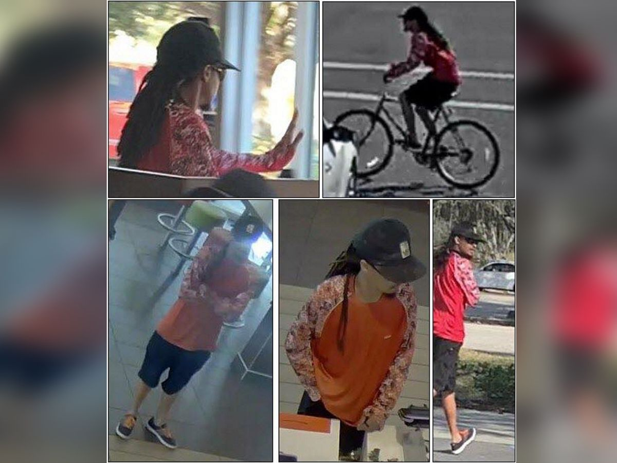 Police searching for man who robbed McDonald's in Sarasota, fled on bicycle