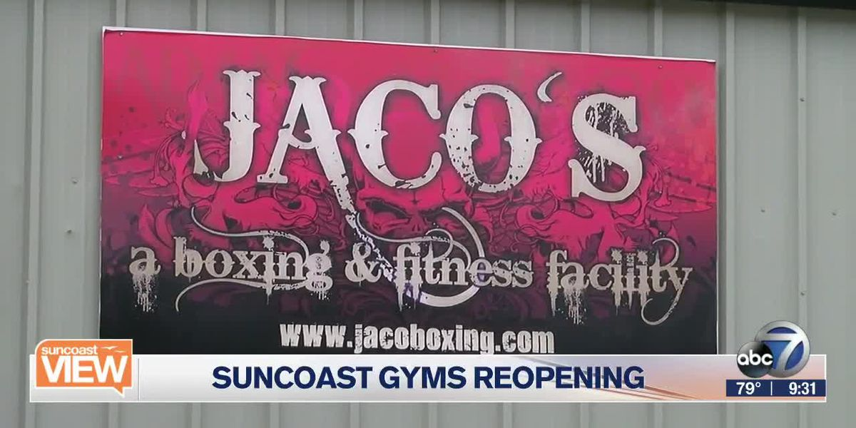 Suncoast Gyms Reopening | Suncoast View