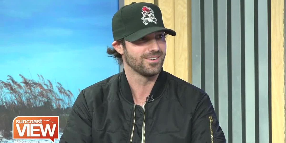 Actor and Comedian Jeff Dye Chats TV Roles and Weird Parts of Florida | Suncoast View
