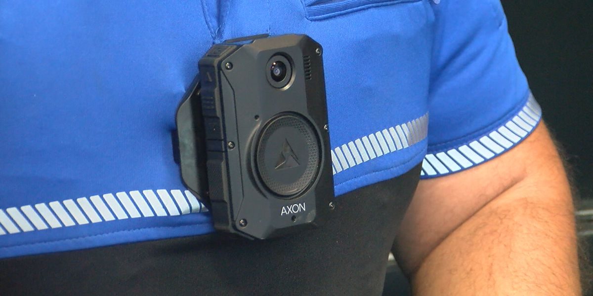 Sarasota Police Department showcases new body cameras
