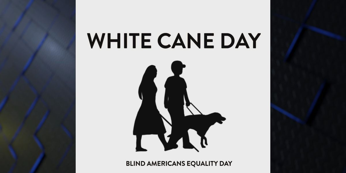 Sarasota Police Department to partner with state organizations to take part in White Cane Day demonstration