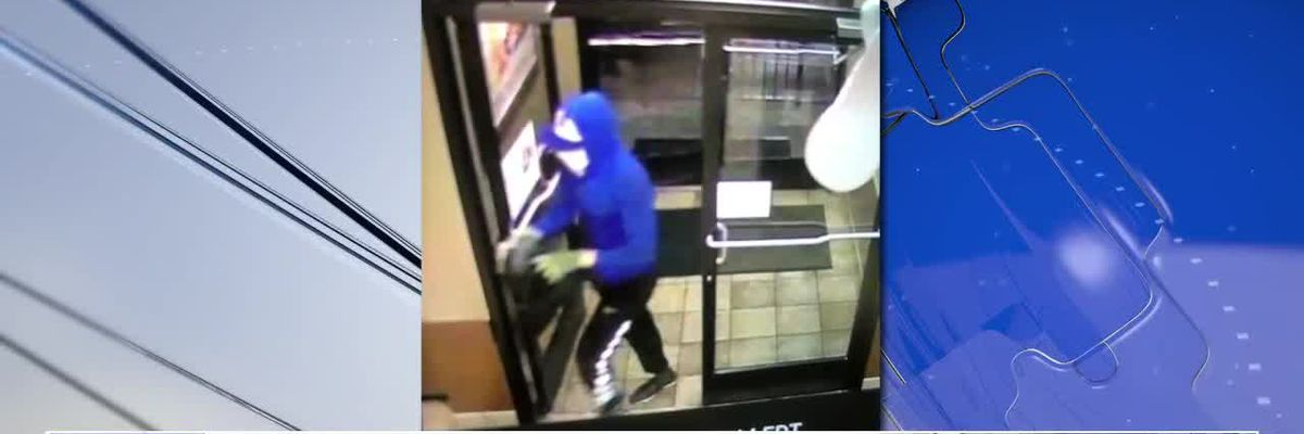 Armed Robber hits Charlotte County Chik Fil A