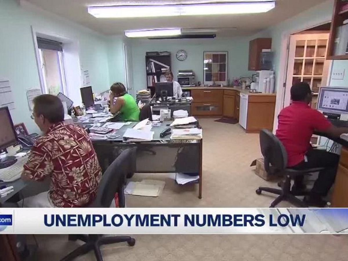 Florida unemployment rate drops to lowest mark since current estimating process began