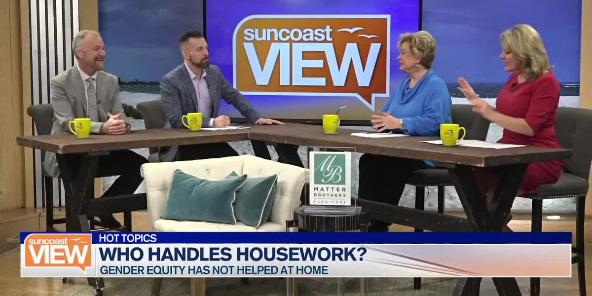 Gender Equality at Home   Suncoast View