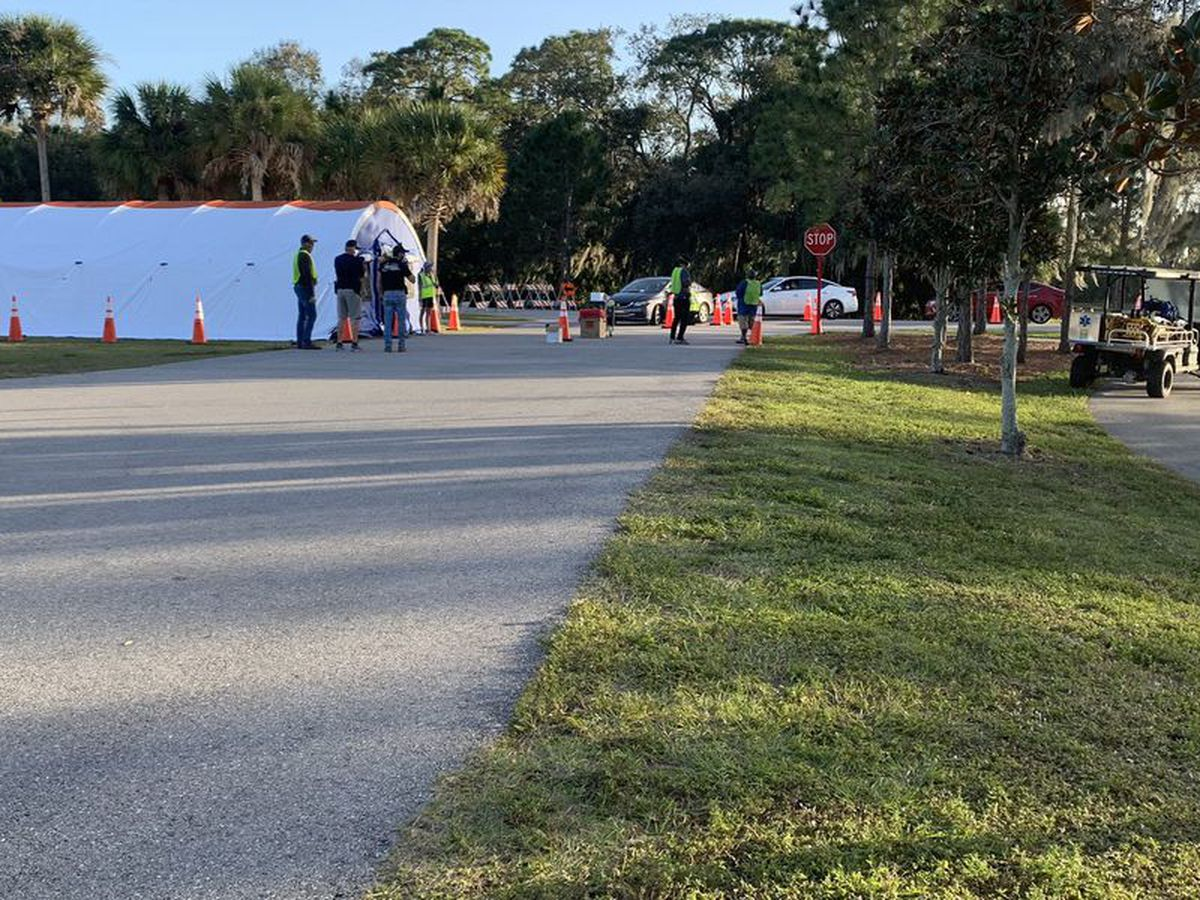 Manatee County to hold FINAL first-dose clinic at Tom Bennett Park on Apr. 28