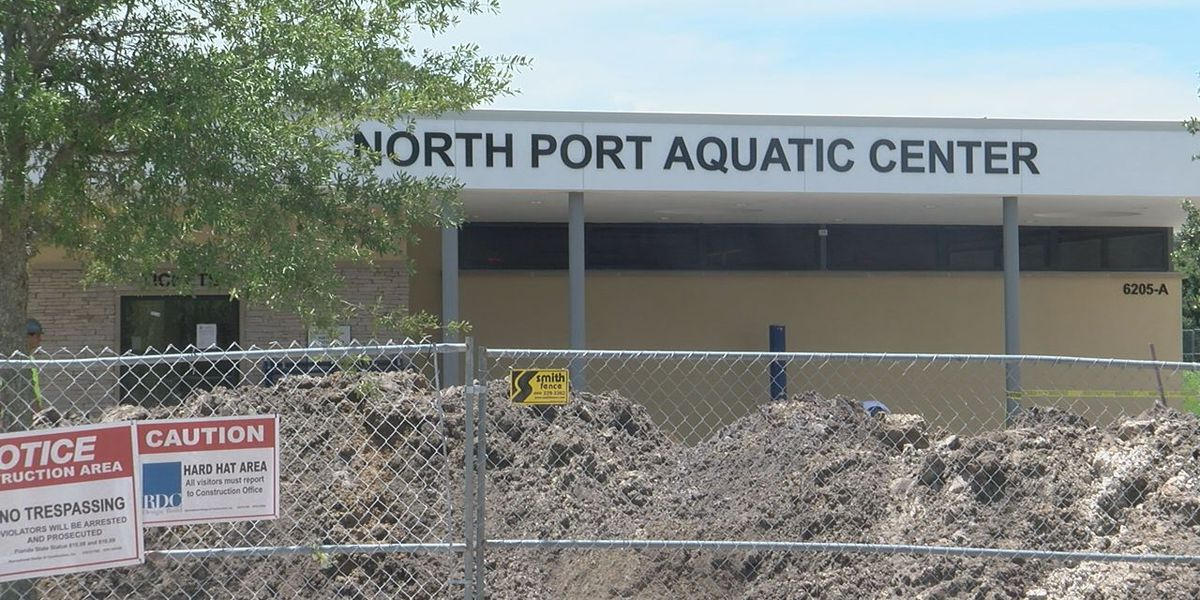 Opening to North Port's Aquatic Center is delayed