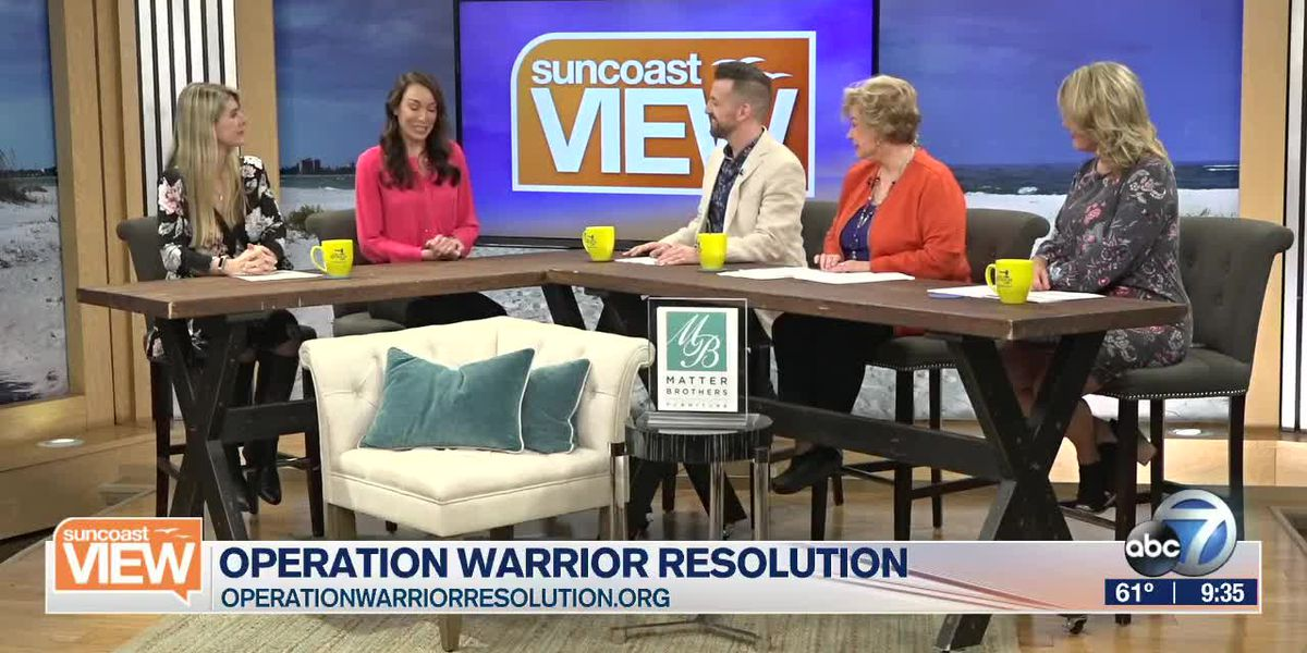 We Meet a Suncoast Veteran Who Overcame her Struggles to Help Others | Suncoast View