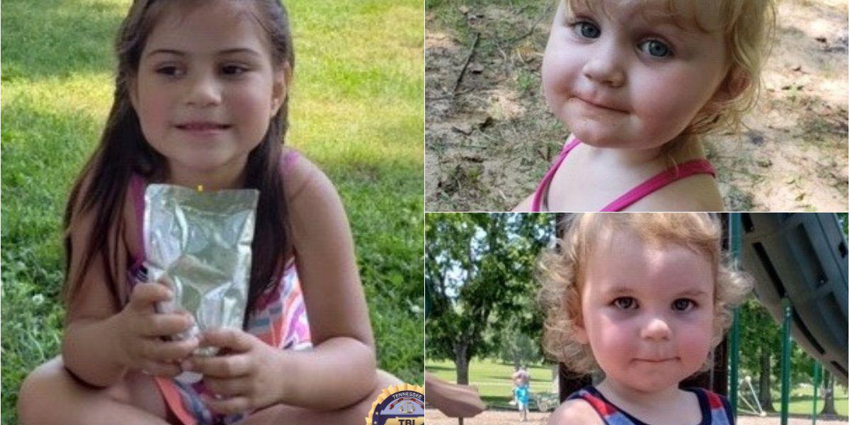 3 missing Tenn. children found safe in Minnesota