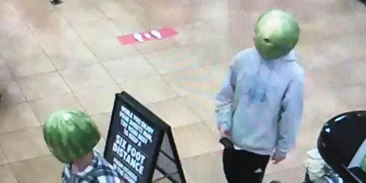 Police: Arrest made after two 'melon-heads' shoplift