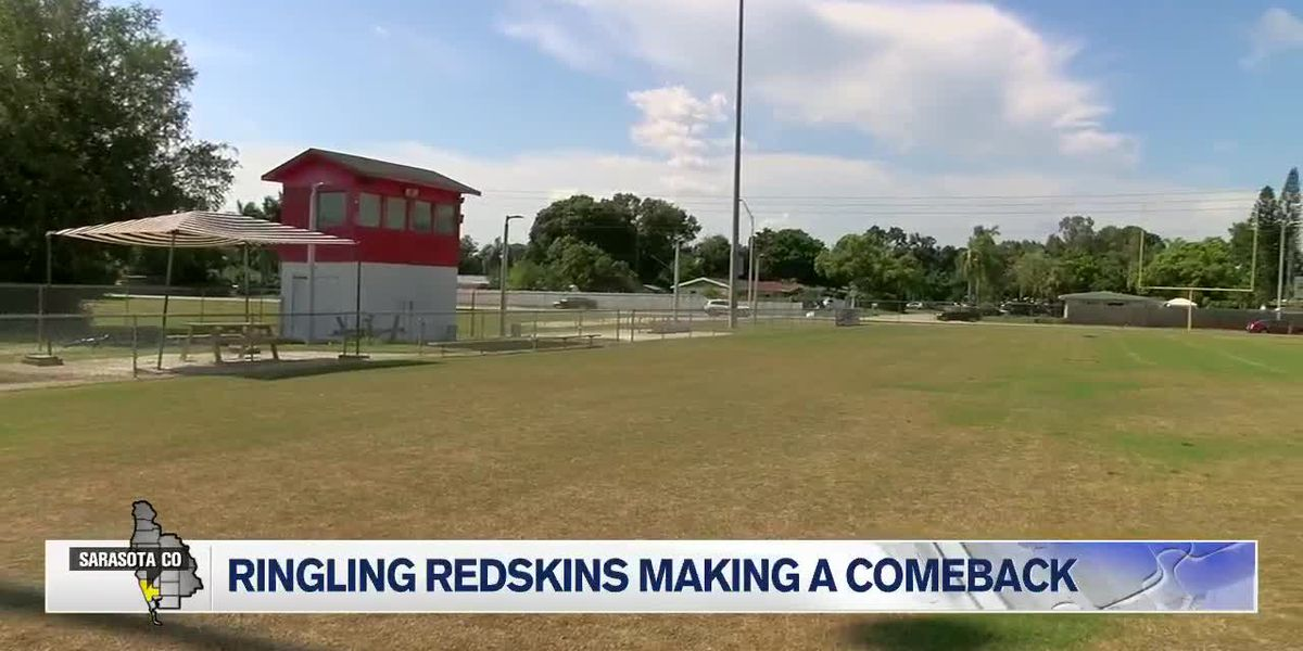 Ringling Redskins Making a Comeback