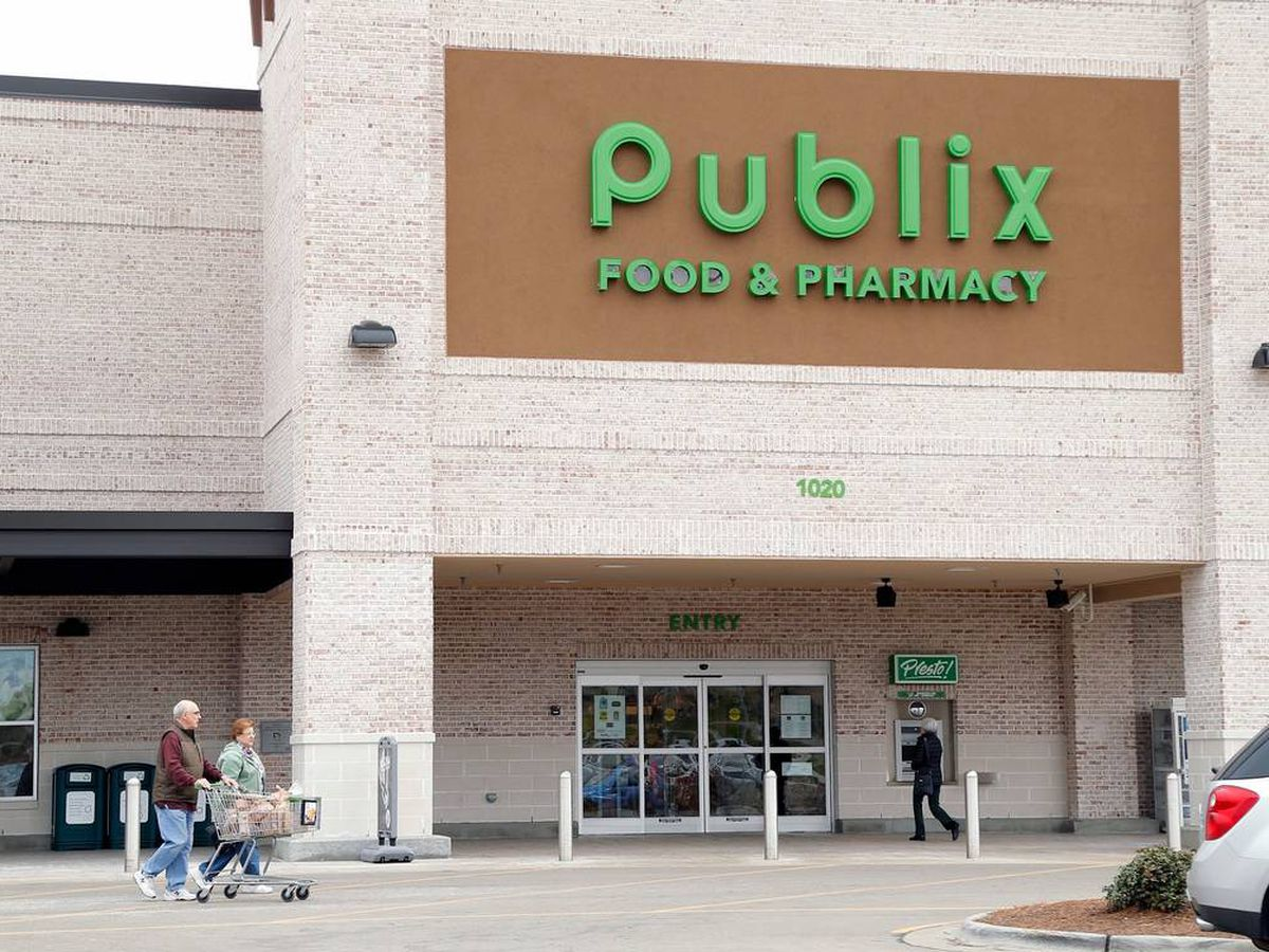 Face coverings are now optional at Publix stores