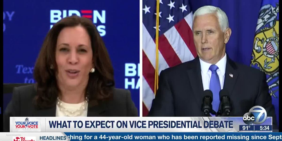 Local political expert weighs in on what to expect during Vice Presidential debate