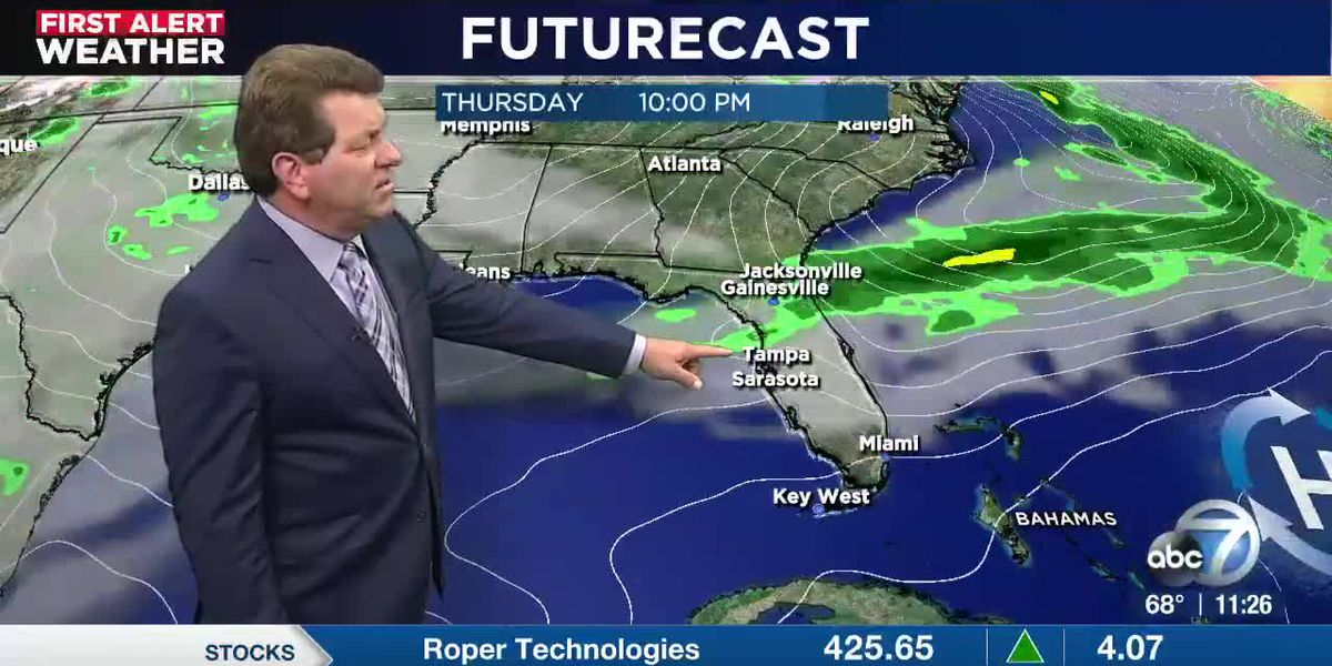 First Alert Weather - 11pm April 12, 2021