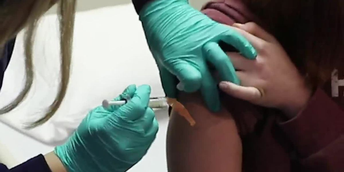COVID: 1st 12 to 15-year-olds get Pfizer vaccine